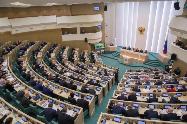 Сенаторы пройдут тест на коронавирус в медпункте Совета Федерации