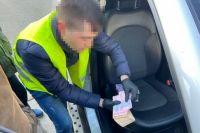 В Киеве чиновника Госэкоакадемии поймали на взятке в 70 тыс гривен