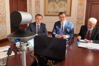 Украина и Венгрия договорились о совместной борьбе против пандемии