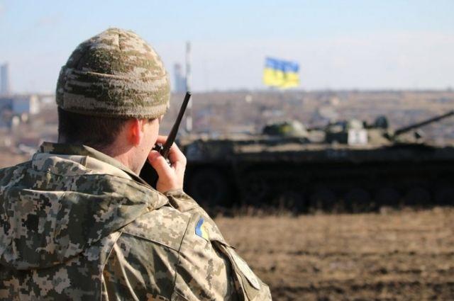 На Донбассе началось массовое тестирование военных на COVID-19