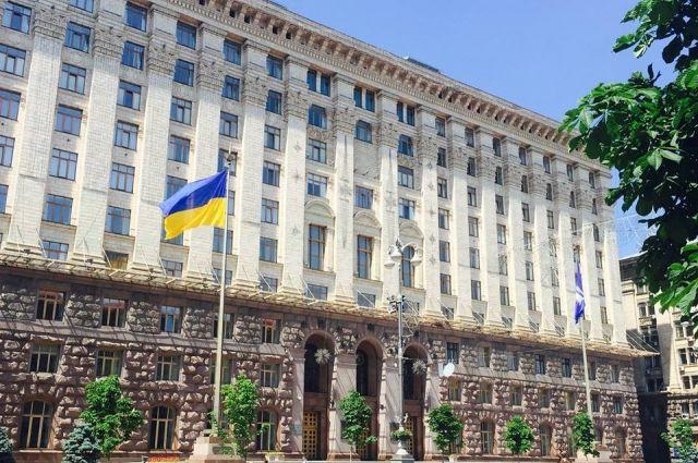 Киевсовет принял решение работать в режиме онлайн