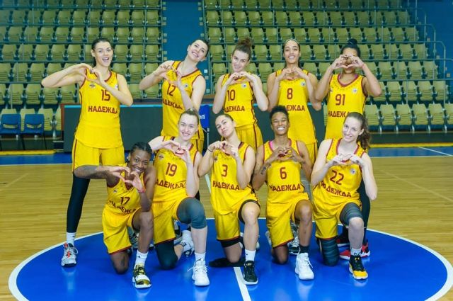 Баскетболистки оренбургской «Надежды» вышли с карантина.