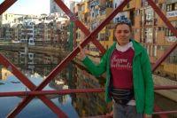 Путешественница из Оренбурга побывала в Испании в середине марта.
