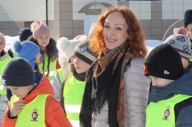 Елена Кашкарова: Поправки в Конституцию о семье и детях – стратегические