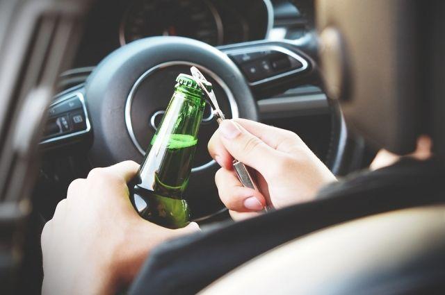 Пьяный несовершеннолетний водитель пытался скрыться от полиции в Черемхово
