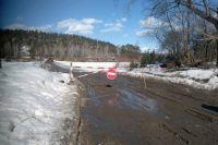 Всего за зиму 2019-2020 было открыто 56 ледовых переправ.