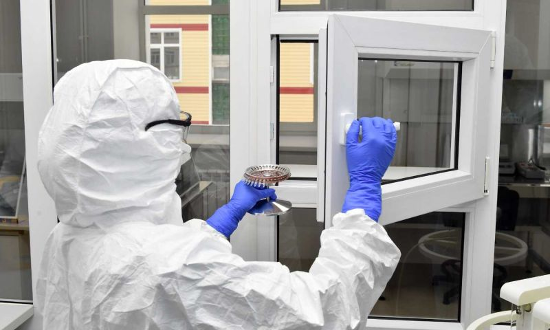 Лаборатория ОКБ Салехарда.