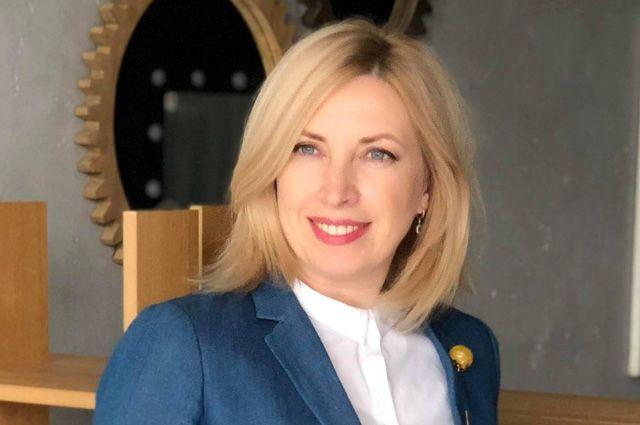 Ирина Верещук, депутат Верховной рады от партии «Слуга народа».