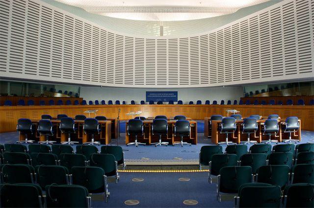 Европейский суд по правам человека приостановил прием жалоб истцов