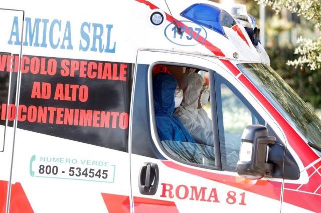 Глава Красного креста: пока рано говорить о пике коронавируса в Италии