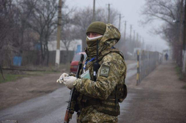 Карантин у линии разграничения: как обстоит ситуация на КПВВ Донбасса