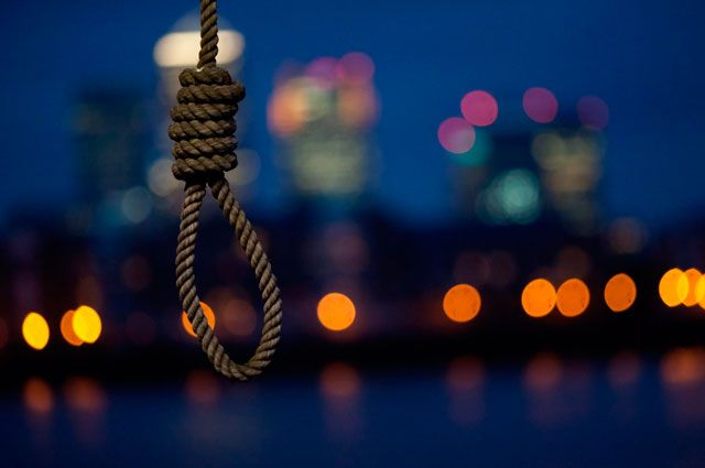 Тернопольской области пропавшего без вести 27-летнего парня нашли в петле
