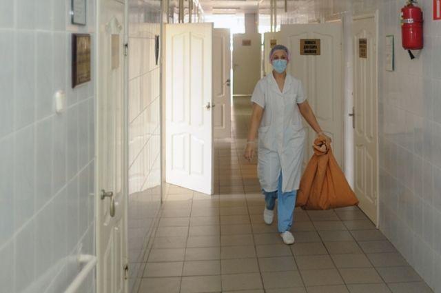Реанимацию ивановской больницы закрыли на карантин