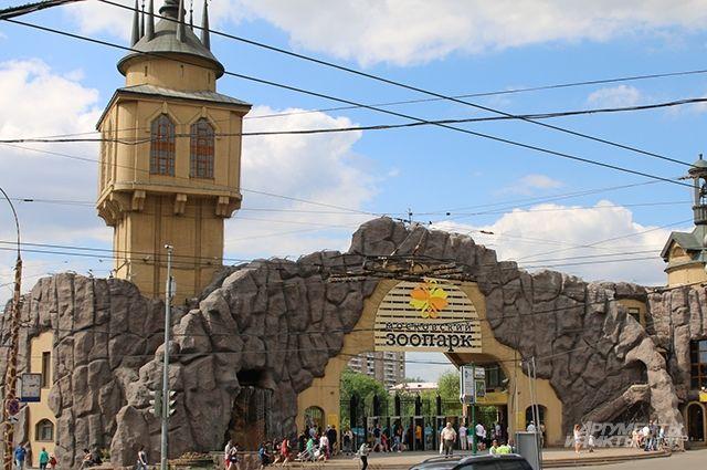 Московский зоопарк призвал жителей столицы оставаться дома