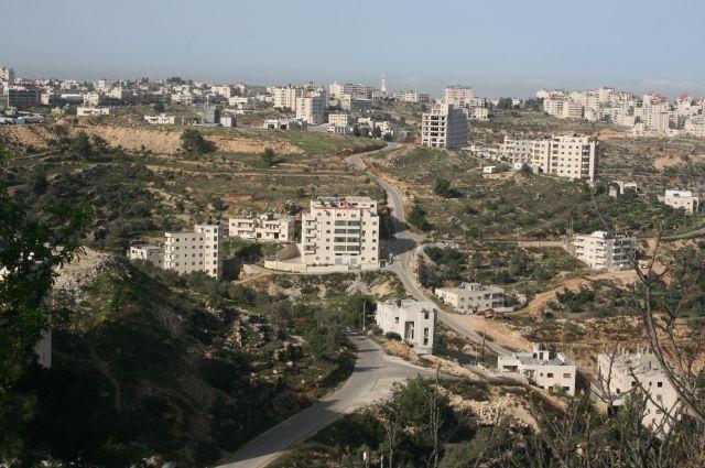 Израильские военные атаковали позиции ХАМАС в ответ на ракетный обстрел