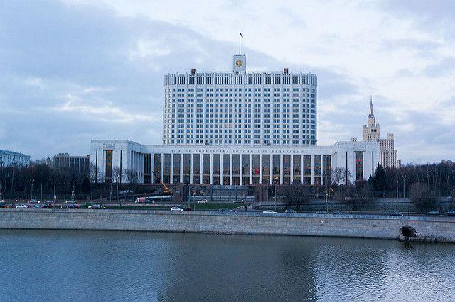 28 марта подсветку Дома правительства отключат в рамках «Часа Земли»