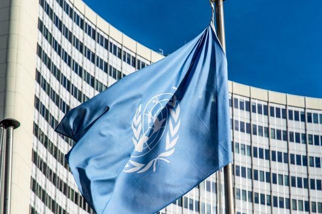 Россия внесла в ООН проект резолюции о борьбе с коронавирусом
