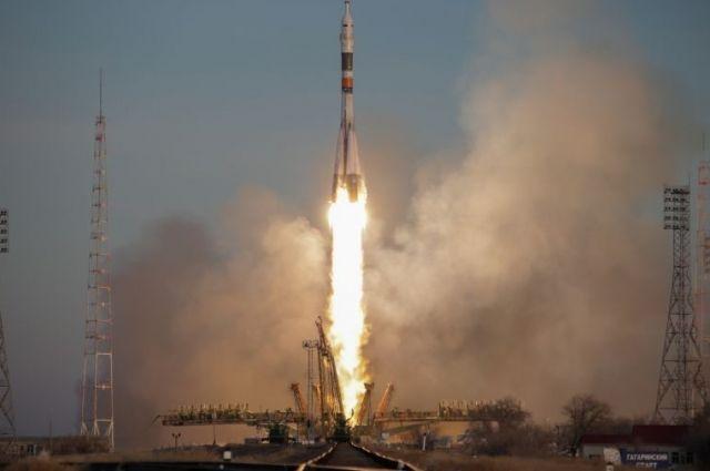 «Роскосмос» намерен выпускать не более одной ракеты «Союз-5» в год