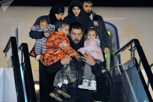 В Минобороны рассказали, как проходит возвращение сирийских беженцев