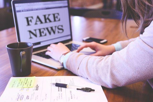 Жительница Усолья-Сибирского распространила фейковую новость.