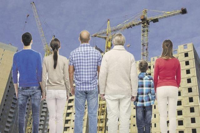 Перед судом предстали учредитель и руководитель строительной фирмы, они получили 6 и 5 лет в колонии за обман 128 дольщиков.