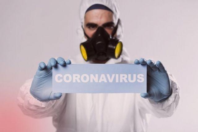 В Украине развернули палатки для сортировки больных коронавирусом