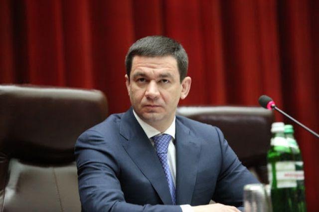 Председатель Запорожского облсовета Самардак заболел COVID-19