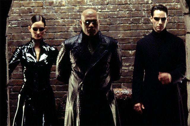 «Матрица». 1999 г.