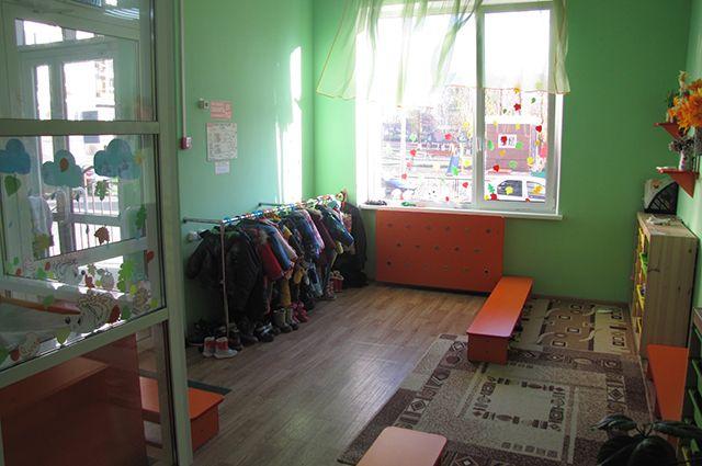 Всего в дошкольных учреждениях около 13 тысячи мест.