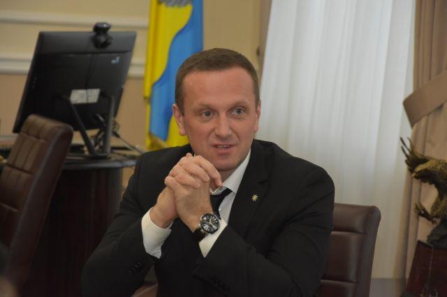 Мэр Оренбурга Владимир Ильиных призвал оренбуржцев быть ответственными.