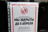 В Краснодаре закрыты строительные магазины, салоны красоты, ТРЦ, парки, рестораны и другие места массового скопления.