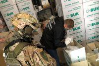 В Харькове мошенники незаконно экспортировали медицинские маски