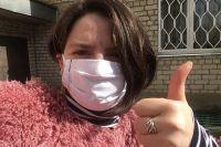 Сшить маску своими руками легко