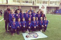 Команда нижегородцев 2007 года рождения, с которой работал Хесус и его коллеги, в 2017-м громко заявила о себе, обыграв сверстников из «Ювентуса» и «Ливерпуля».