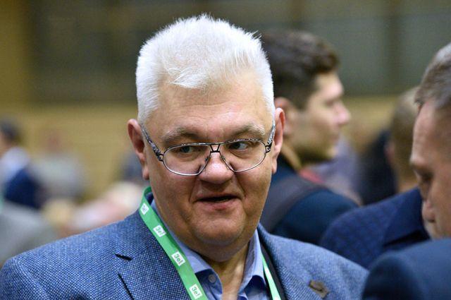 Сергей Сивохо.