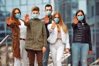 Волгоградцев просят поддержать усилия властей по борьбе с инфекцией.