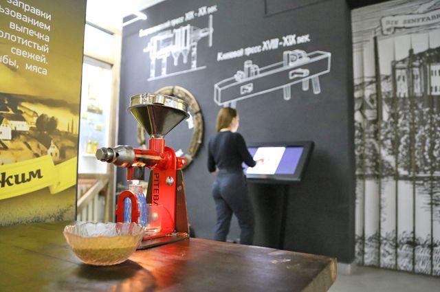 В новом музее есть и старинные экспонаты ХIХ века, и интерактивная экспозиция.