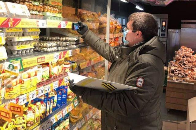 АМКУ: после стремительного роста цены на продукты начали снижаться