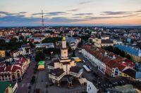 Из-за коронавируса со 2 апреля Ивано-Франковск закроют на въезд