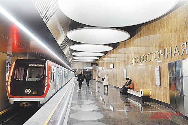 Проект станции «Юго-Восточная»  номинирован на Архитектурную премию Москвы – 2020.