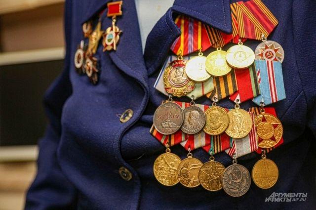 Выплаты ко Дню Победы досрочно получили уже 40% ветеранов