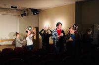 Актёры начали репетицию без проспавшего режиссёра.