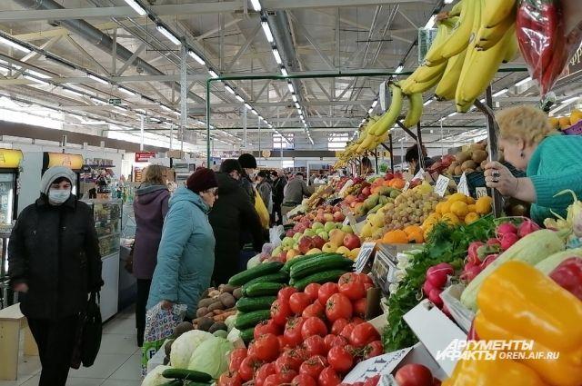 В Оренбургской области взлетели цены на лимоны и имбирь.