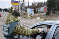 За минувшие сутки украинскую границу пересекли более 10 тысяч человек