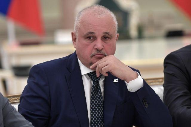 Губернатор проводит рабочую неделю в Новокузнецке.