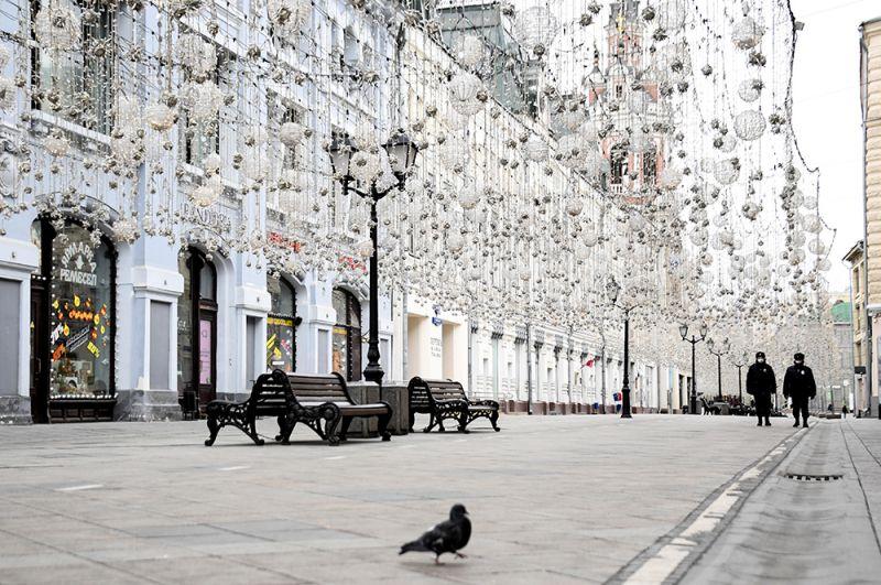 Никольская улица.