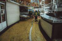 В Киеве не намерены возобновлять работу продуктовых рынков