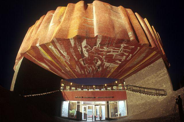 Областной литературно-мемориальный музей писателя Николая Островского в Шепетовке Хмельницкой области Украины.