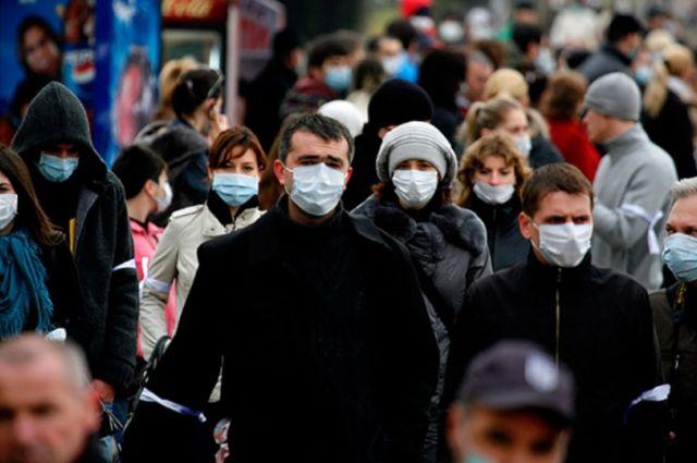 В Украине рассматривают возможность ввести режим «все в масках»: детали