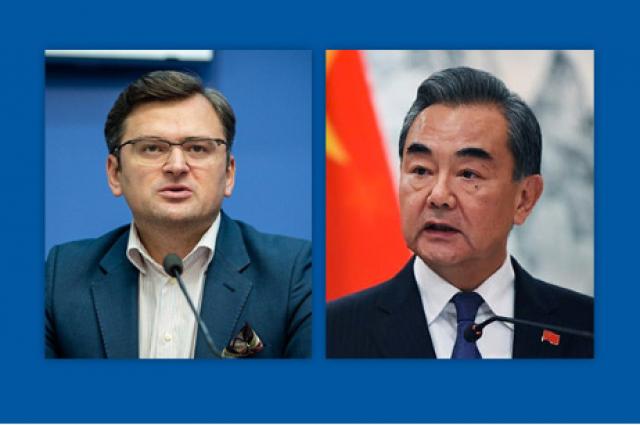 Украину, впервые за десять лет, посетит глава МИД КНР